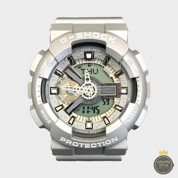 Reloj Casio G-shock Ga110 - Stock Enero - Walkingstyle.pe