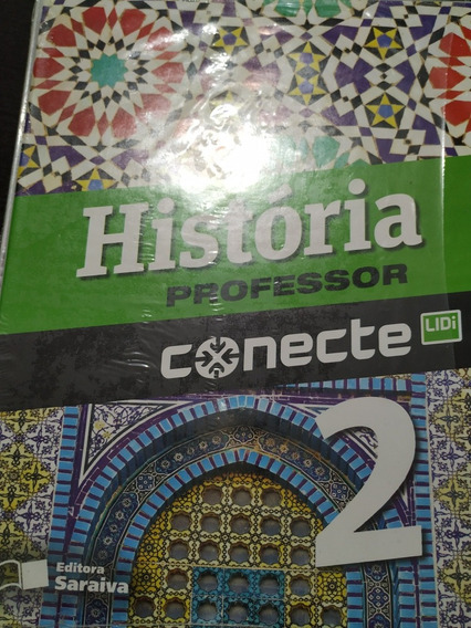 Box De 2 Livros De História Vol.2 (do Professor)