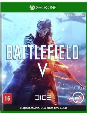 Jogo Xbox One Battlefield V - Lacrado Game Xbox One