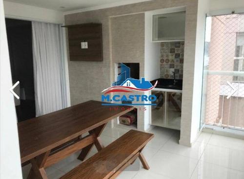 02 Dorms  Living Ampliado - Terraço C/ Churrasqueira - Amplo Lazer - 4113
