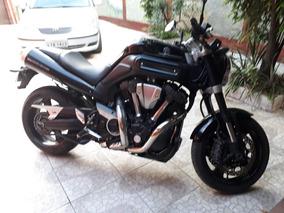 Yamaha Mt-01,2007,nova,com Apenas 32.000 Km