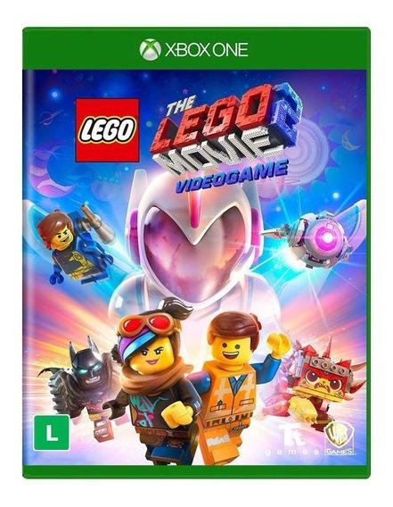 Lego Movie Videogame 2 Xbox One Mídia Física