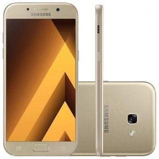 Samsung Galaxy A5 2017 A520f/ds 32gb Dourado Original
