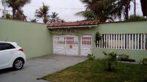 Imagem 1 de 14 de Sobrado Em Itanhaém Aceita Financiamento Bancário 3364