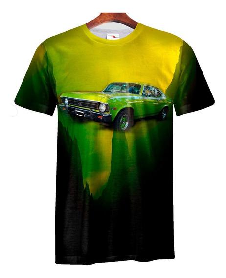 Remera Chevolet Chevy Ranwey Car065