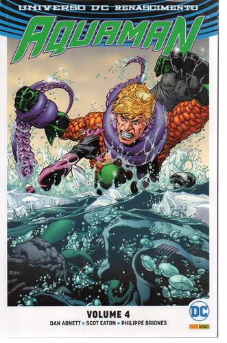Aquaman 04 - 1ª Serie - Panini 4 - Bonellihq Cx117 I19