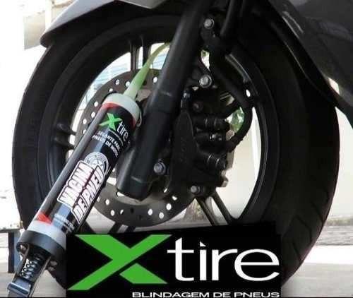 1 Frasco Vacina Selante Xtire Para Pneu Moto Bike Bicicleta
