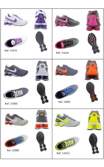 Super Promoção Nike Shox Deliver - Leve 2 - Pague Apenas 1.