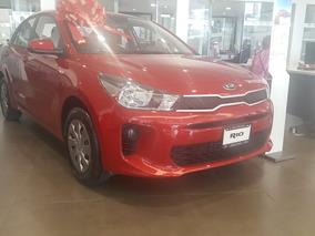 Kia Rio 1.6 L Sedan Mt Nuevo Rojo