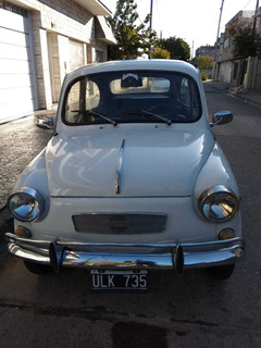 Fiat 600 R 76