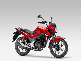 Honda Strorm Fi 2017
