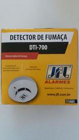 Detector Óptico De Fumaça Dti-700