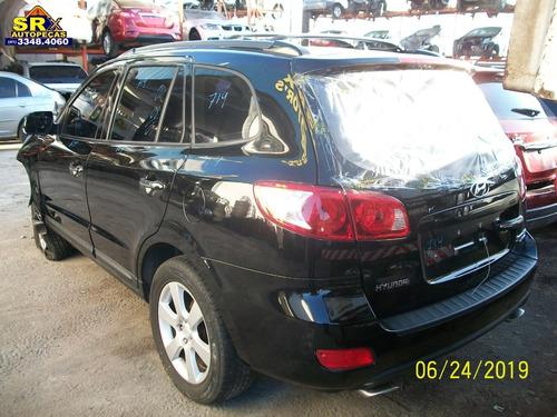 Sucata Santa Fé Gls 2.7 V6 4x4 Tip 2009 Motor Cambio Peças