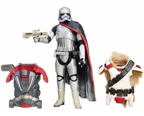 Star Wars Ep Vii Captain Phasma Exclusivo B4048 Hasbro