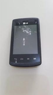 Celular LG E 415 Para Retirar Peças Os 18820