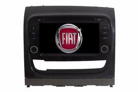 Kit Central Multimidia Tv Bt Fiat Strada Idea Original S100