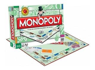 Monopoly Clásico (original) Hasbro