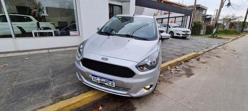 Imagen 1 de 10 de Ford Ka Se 1.5 5p 2017 Como Nuevo Pocos Kilometros Papeles A