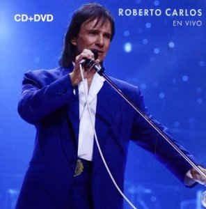 Roberto Carlos En Vivo Cd + Dvd Nuevo Original 2008