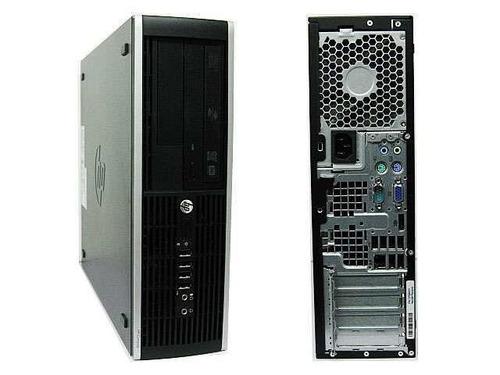 Cpu Hp 8100 Core I5 8gb Ddr3 Hd 1tb + Monitor 19