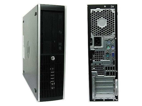Cpu Hp 8100 Core I5 8gb Ddr3 Hd 1tb + Monitor 19
