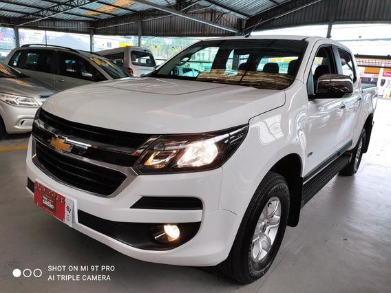 Chevrolet S10 2018 2.8 Ls Cab. Dupla 4x4 4p