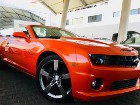 Chevrolet Camaro Ss Convertible V8 At 2012