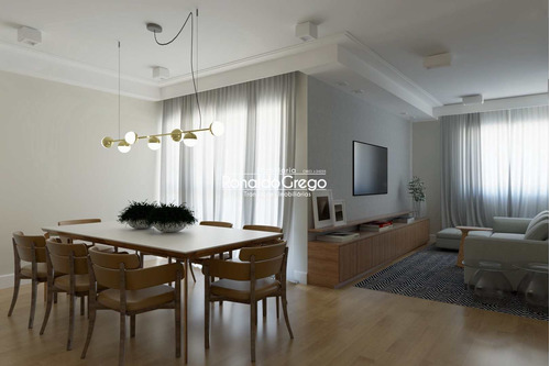 Apartamento Á Venda Com 2 Dorms, Moema, Sp- R$ 1.42 Mi - V1184