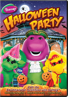 Dvd : Barney: Halloween Party (dvd)