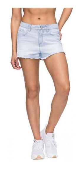 Short Roxy Jean Lifestyle Mujer Future Desire Rx Cli