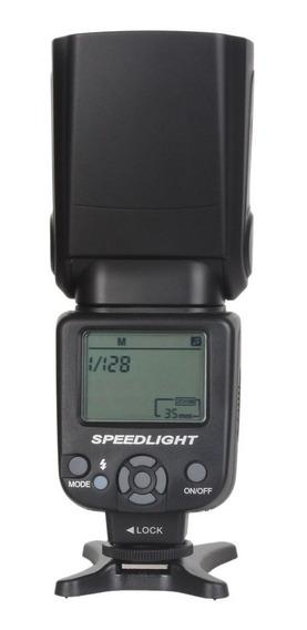 Flash Speedlight Triopo Tr-960ii D3300 D5100 T5i T6i T3 1100
