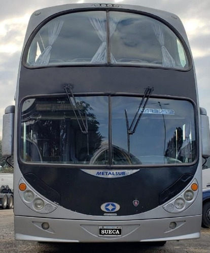 Omnibus Doble Piso Scania Metalsur 2012 Mix