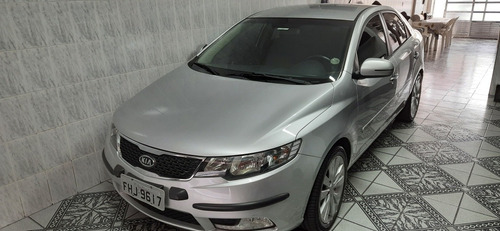 Kia Cerato 2013 1.6 Sx Aut. 4p