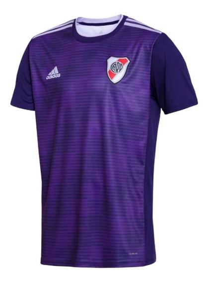 Camiseta River Violeta