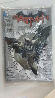 Batman Año Cero Ecc Sudamericana
