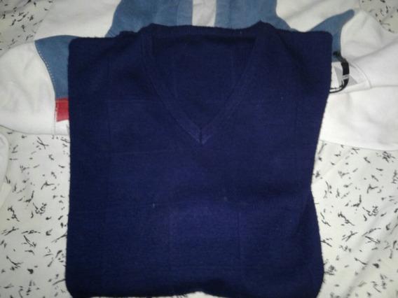 Sweater Chevignon Concept Talle L Azul-noche Leer Boulogne