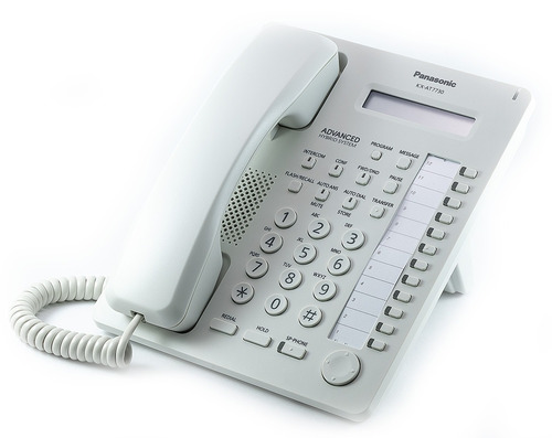 Telefono Ejecutivo Kx-at7730 Para Central Telefonica