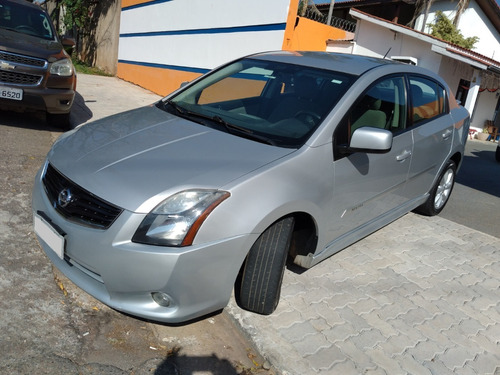 Imagem 1 de 8 de Nissan Sentra 2.0  Sr Automático  Bem Novo  2012