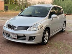 Nissan Tiida 1.8 Premium Mt 2012
