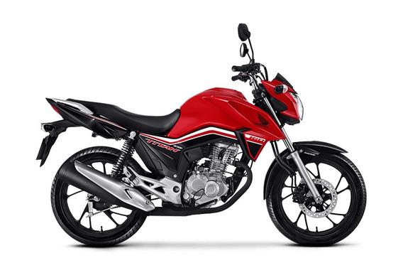 Motohonda Titan160 Ex 19/20 Zero Km C/ Garantia Ler Anuncio