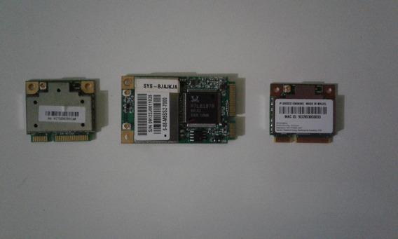 Placa Wifi Wireless Notebook Positivo Neopc Acer Kit Com 4