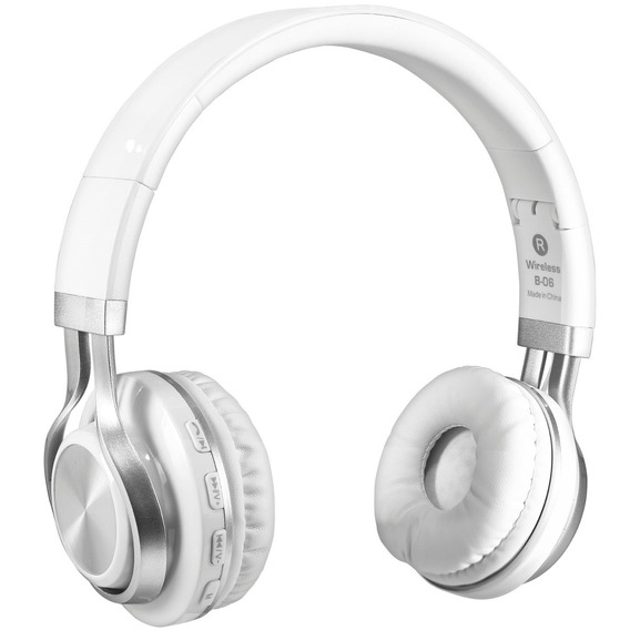 Fone Ouvido Bluetooth Mb83090 Branco Mbtech