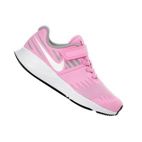 9173e0bab4d Tênis Nike Star Runner Menina Infantil Rosa 921442602