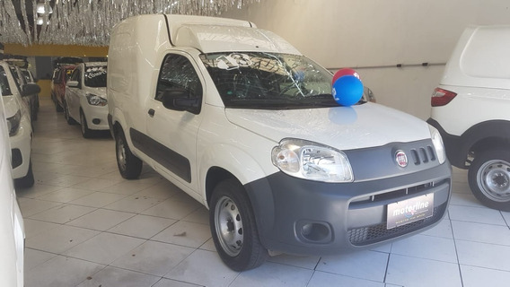 Fiat Fiorino 1.4 Flex 2018 Branco Super Nova