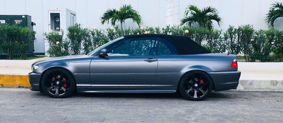 Bmw Serie 3 2.5 325cia Cabriolet At 2004