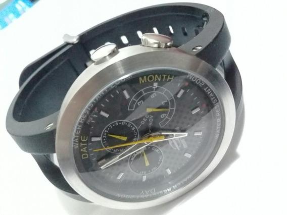 Relógio Mormaii Technos Yp4042 Com Detalhes