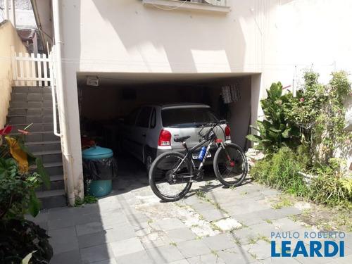 Casa Térrea - Jardim Monte Kemel - Sp - 599575