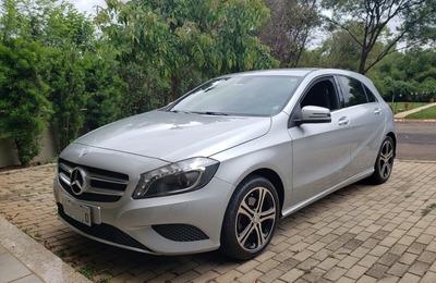 Mercedes-benz A 200 Turbo Urban - Conservada - Pneus Novos