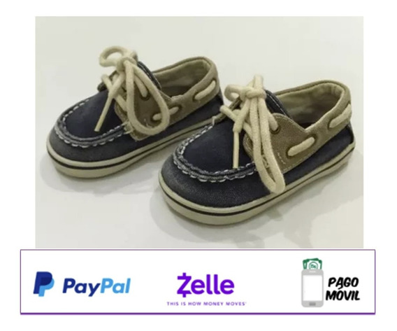 Zapato Para Bebe Tommy Hilfiger - Talla 17 (usa 5c)