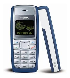 Celular Nokia 1100 Gsm Novo + Garantia